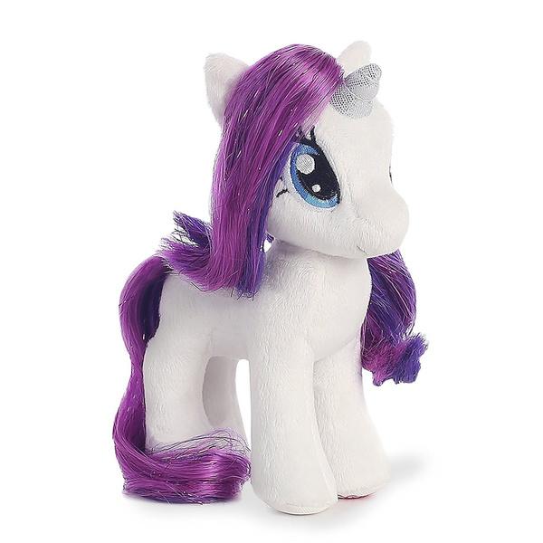 Wish Ty Beanie Sparkle 16 My Little Pony Plush Rarity Unicorn Mlp