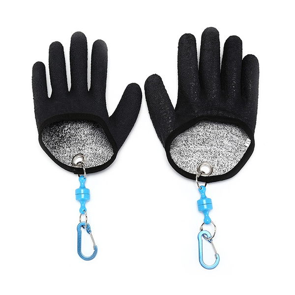 Wish | Booms Fishing Free Hands Fishing Gloves For Handing