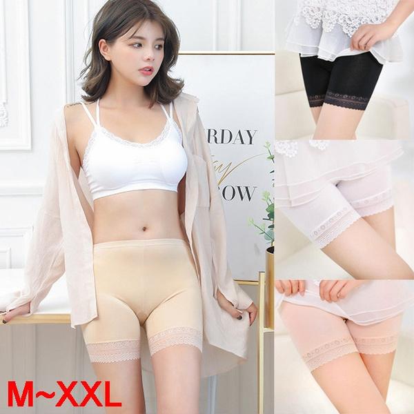 1c827bca3b77a5 Fashion Women Lace Tiered Skirts Short Skirt Under Safety Pants Underwear  shorts Jupes courtes de dentelle de femmes jupe courte sous des pantalons  de ...