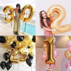 figureballoon, balloonfigure, globonumerocumpleano, aluminumballoon