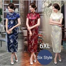 Mini, chinastyle, Phoenix, chinese dress