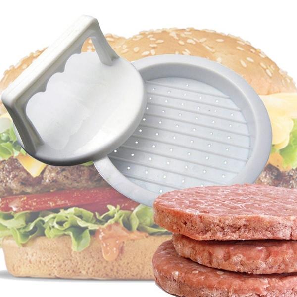 barbecuetool, Hamburger, hamburgermaker, kitchenmold