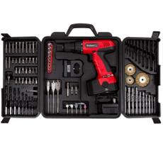 Cord, screw, Battery, Driver