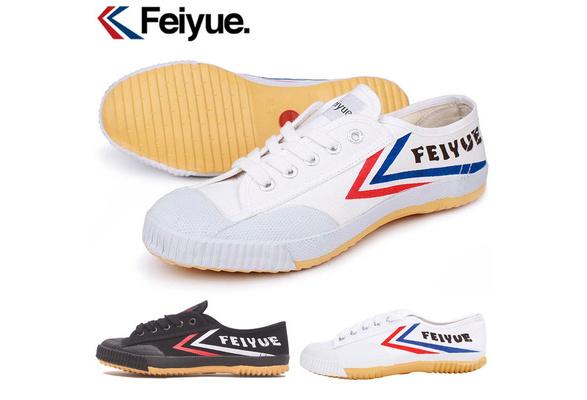 12c79f81d White / Black Color Kids / Men / Women Shaolin Monk Training Feiyue Shoes  Tai Chi Martial Arts Taekwondo Karate Kung Fu Sports Sneakers EUR 28-47 |  Wish