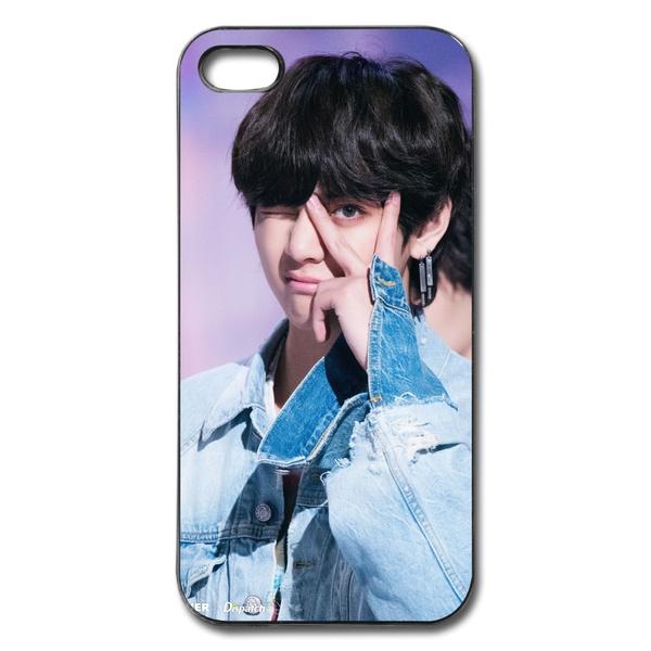 Bts V Fake Love Design Case Cover For Samsung Galaxy Samsung