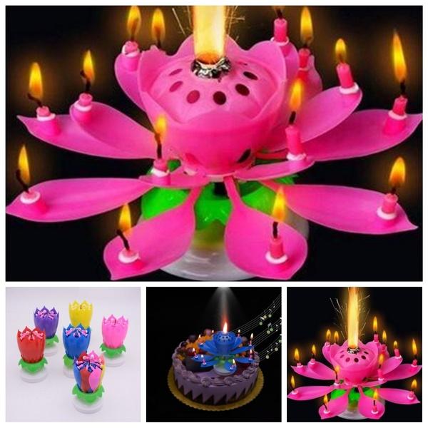 Happybirthday Flowers Birthdaydecor Lights