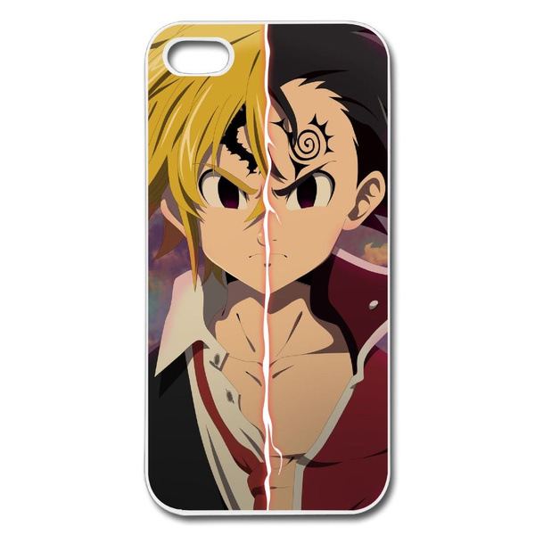 coque iphone xr the seven deadly sins