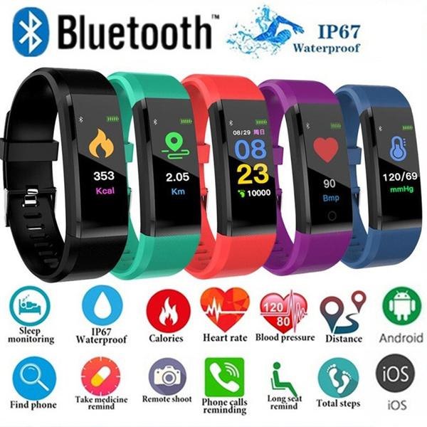 wristbandbracelet, Fitness, lcd, Monitors