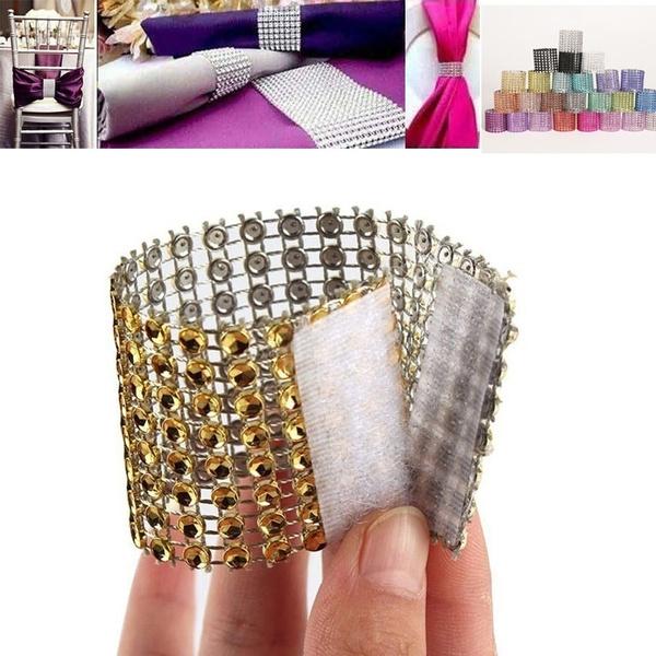 napkinclip, diamondbuckle, DIAMOND, Jewelry