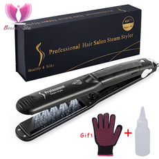 Hair Curlers, Ceramic, Hair Straighteners, Straightening Iron