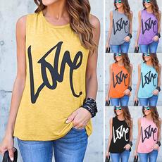 Summer, Fashion, crop top, Love