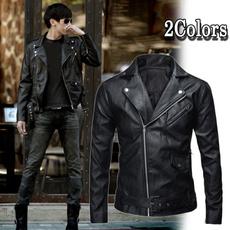 casual coat, motorcyclejacket, Fashion, Winter
