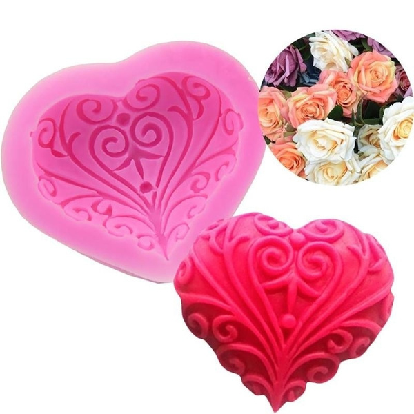 Bakeware, pink, Love, 3dfondant