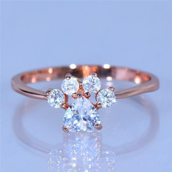Jewelry, czring, Princess, Women Ring