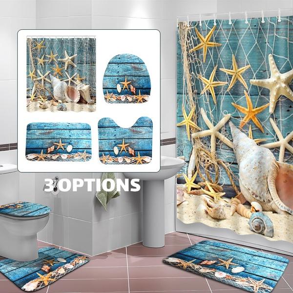 Blues, Summer, Home Decor, starfish