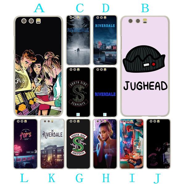 new style 991d8 7538c G178 Riverdale TV Shows Hard Case for Huawei P20 P10 P9 P8 P smart Lite  Mini Plus Pro Cover Cute Printing