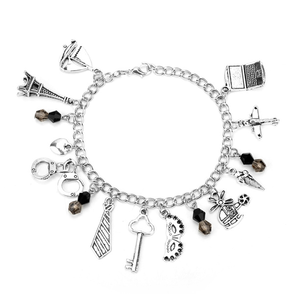 Mask Charm Charms for Bracelets and Necklaces