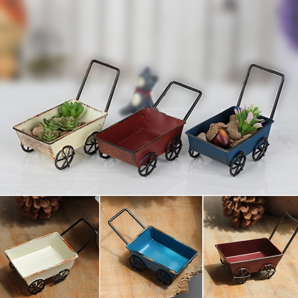 trolley, Mini, Decor, adornment