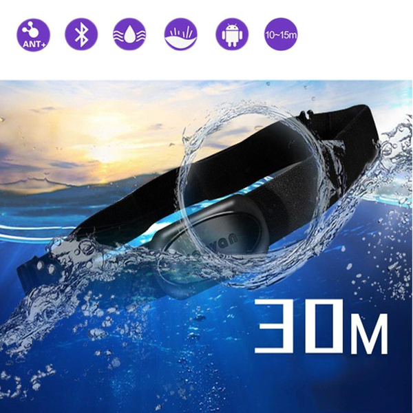 Outdoor Fitness Equipment Fitness & Body Building Chest Strap Belt Bluetooth Sport Heart Rate Monitor Sensor Wireless Smart Outdoor Fitness Equipment Training Sport Watch