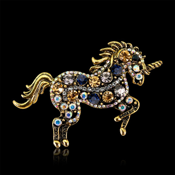 menubrooch, horse, clothesdecoration, Coat