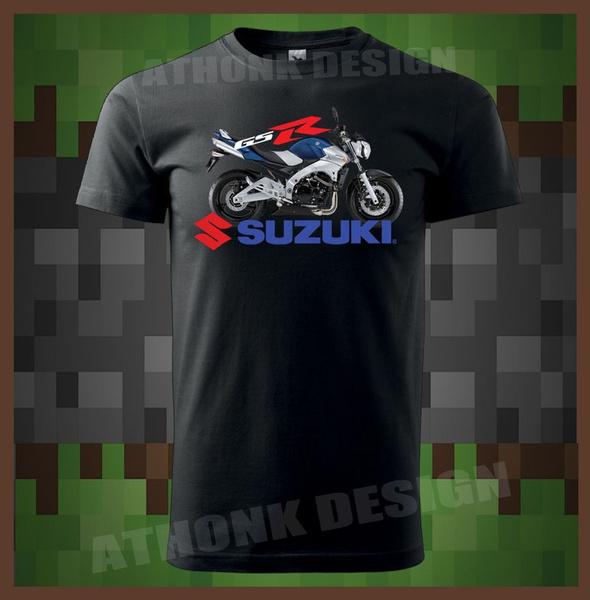 T-shirt moto GSR 600