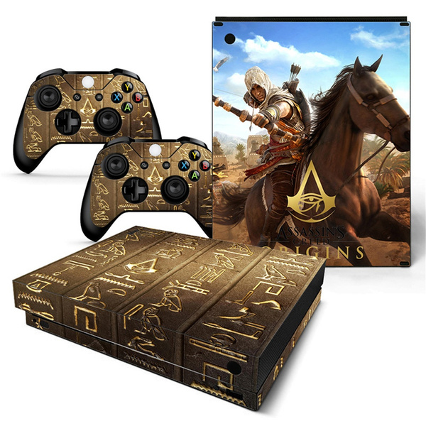 Xbox One X Skins Sticker Covers Decal For New Xbox Onex Console