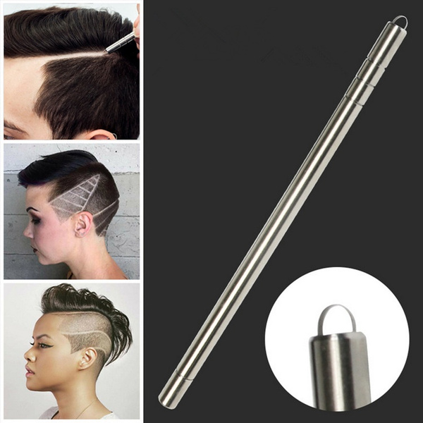 Hair Tattoo Pen for Hair Design Barber Pen Blades Professional Art Cut  Salon Magic Engraved Sharp Pen Tweezers DIY Hair Styling Tools