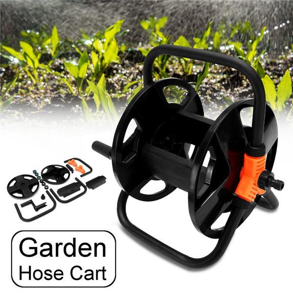 Hose Pipe Reel Holder Portable Garden