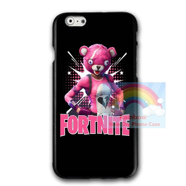 finest selection b925e e223f Fortnite iPhone 6 6s Case,Designs Fortnite Battle Royale Iphone 7 7plus 8  8plus Hard Plastics Phone Protective Case Cover