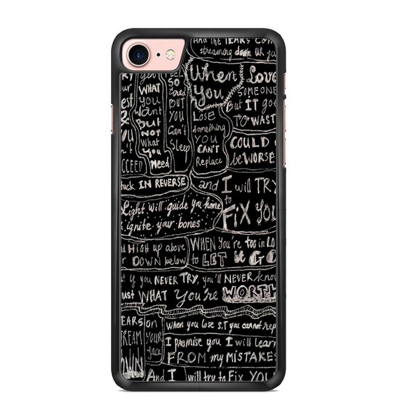 cover iphone 6 coldplay