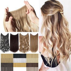 silk, fishsilkhairextension, Hair Extensions, wigsforwomen