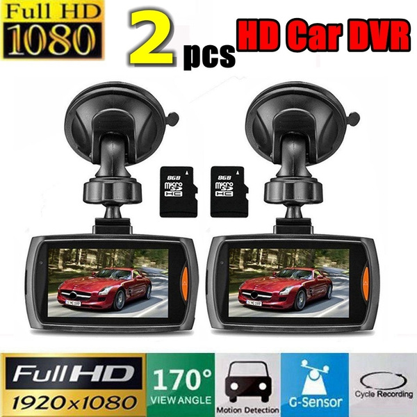 "LCD 2.5/""  HD1080P Car DVR Vehicle Night Vision Camera Video Recorder Dash Cam"