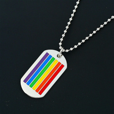 Steel, rainbow, Fashion, Jewelry