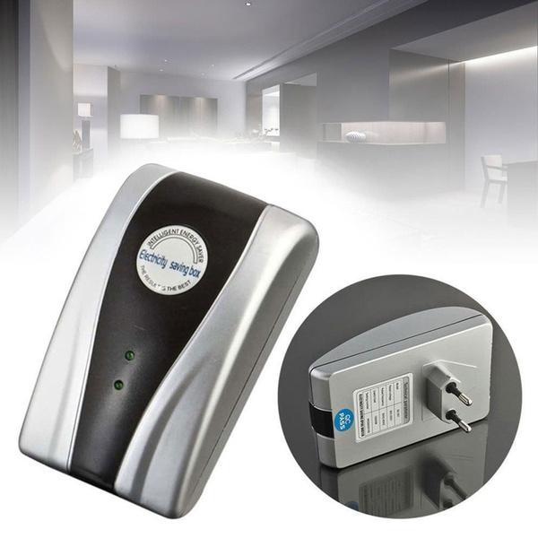 Power Electricity Saving Energy Saver Box Save 30/% Device 90V-250V EU US Plug