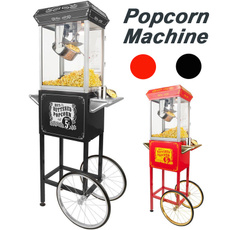 popcornpopper, Vintage Style, popcornmachine, kitchenappliance