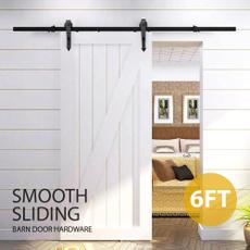 Steel, Door, Closet, slidingbarndoorhardware