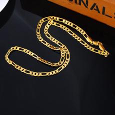 18k gold, Jewelry, Chain, gold jewelry