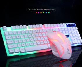 gamingkeyboard, wiredkeyboard, usb, wiredmouse