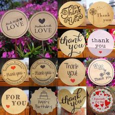 Baking, Gifts, letterssticker, craftpaperlabel