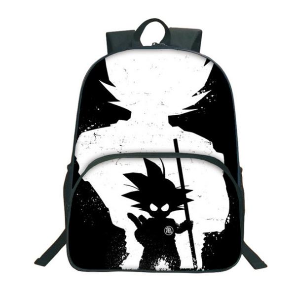 Dragon Ball Z Vegeta Drawstring Backpack Bag