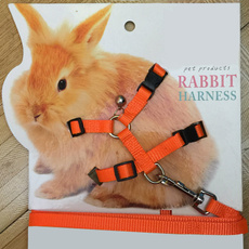 adjustablebunnytractionrope, Rope, rabbitharnessleash, Pets
