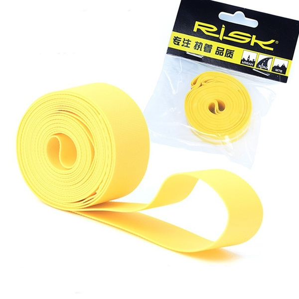 2Pcs Bicycle Tire Liner Anti Puncture Tape Bike Inner Tube Pad Outdoor Sport
