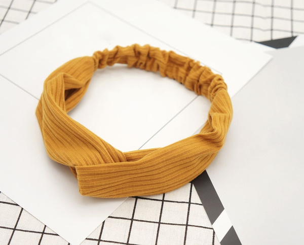 knitted, Fashion, Elastic, hairhand