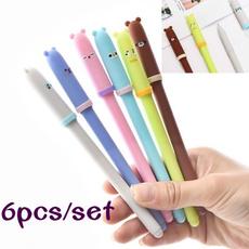 studentpen, Kawaii, colorfulpen, stationerypen