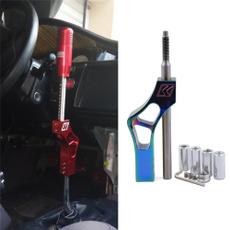 gearshiftknob, Shorts, extenderadapter, Aluminum