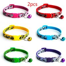 Blues, Adjustable, Dog Collar, Jewelry