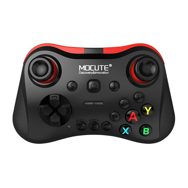 70550e99ca5 MOCUTE 056 VR Gamepad Wireless Bluetooth Controller Selfie Remote ...