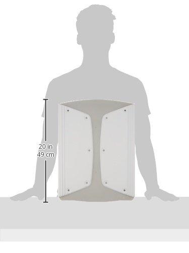 Wish | Bathmaster Sonaris White Cover, Standard White Cover for ...
