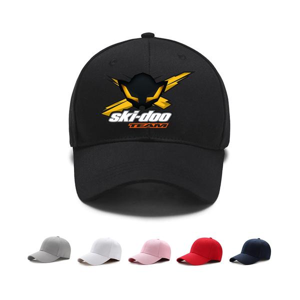 05441a45eb Classic MotoShop Ski-Doo X-Team Bee Baseball Cap Snapback Hat For ...