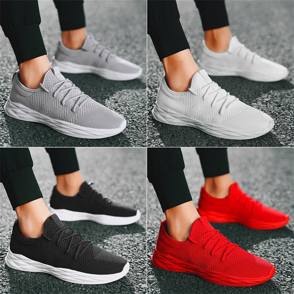 977aaa9f2c6291 2018 Men Casual Sohes Fashion Shoes for Mem Breathable Summer ...
